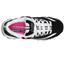 Skechers D'Lites - Biggest Fan Cadet