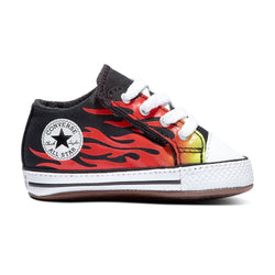 Chuck Taylor All Star Archive Flames mi-montante coffre bébé