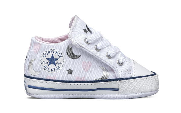 Chuck Taylor All Star My Wish mi-montante coffre bébé