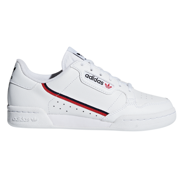Adidas Continental Junior blanc
