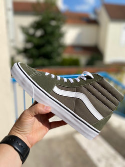 Vans SK8-Hi Grape Leaf