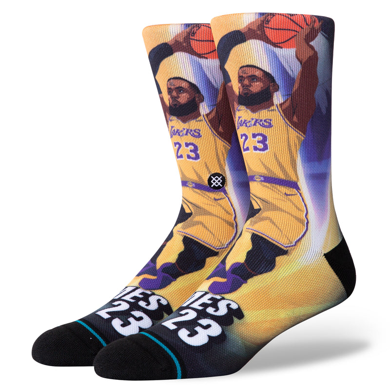 Stance NBA JAMES RISE
