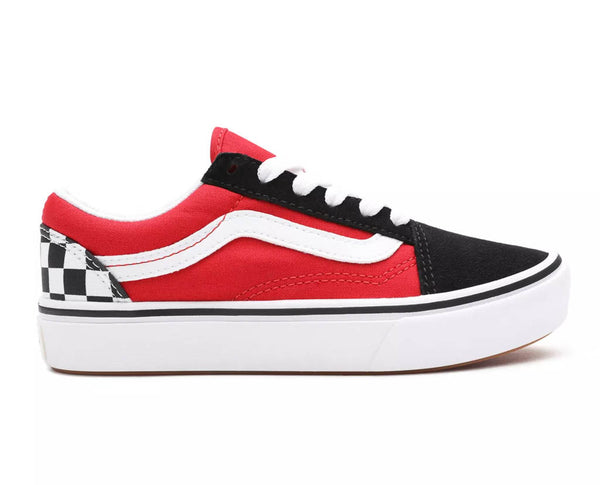 Vans Checkerboard Comfycush Old Skool
