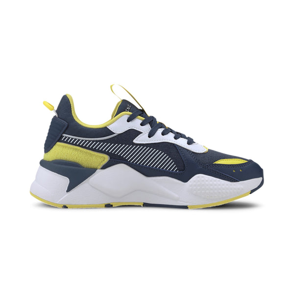 Puma Basket RS-X Collegiate Junior jaune