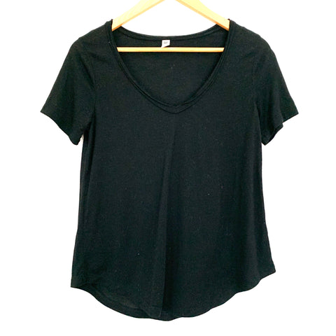 BP Basic Black Tee- Size XS