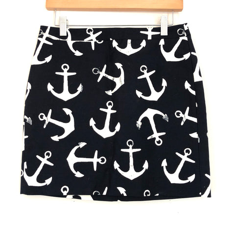 J. Crew Anchor Skirt- Size 4