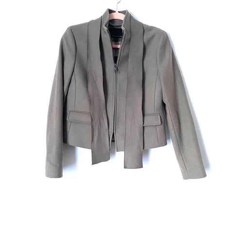 Banana Republic Wool Blend Cropped Coat NWT- Size 0 (Jana)