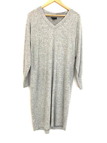 Bobeau Grey Sweater Dress- Size XS