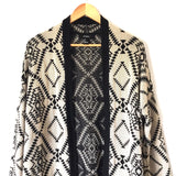 Forever 21 Aztec Print Cardigan- Size S