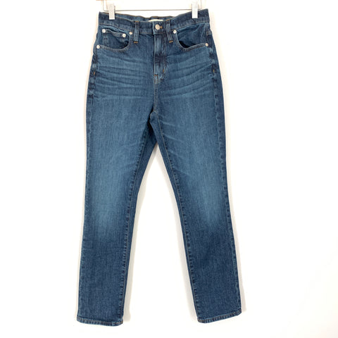 "Madewell High-Rise Slim Boyjeans- Size 26 (Inseam 27.25"")"