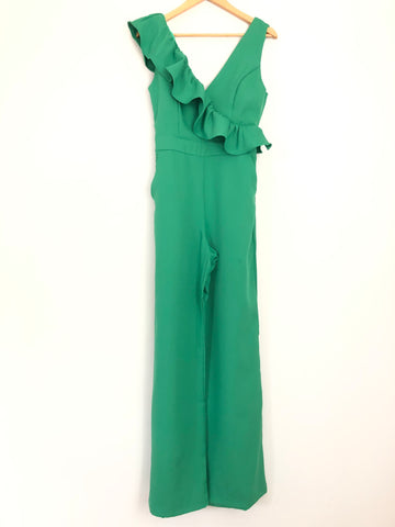 DO+BE Green Jumpsuit NWT- Size S