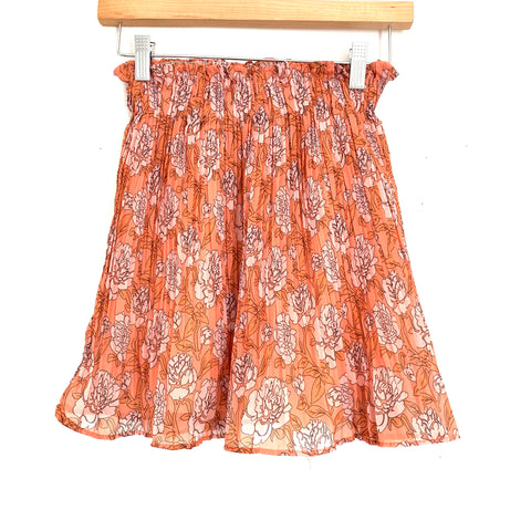 Chicwish Two Piece Floral Skort Set- Size ~S (see notes)