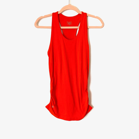 Athleta Red Racerback Tank- Size XS