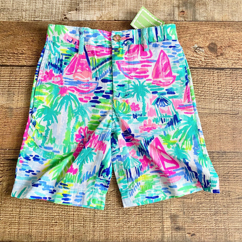 Lilly Pulitzer Boys Beaumont Shorts NWT- Size 2