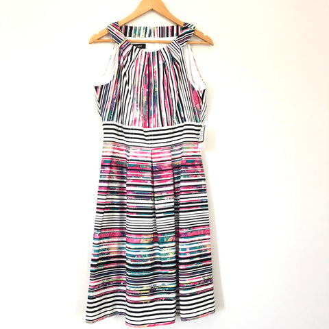 Nine West Rose Combo Dress NWT- Size 10