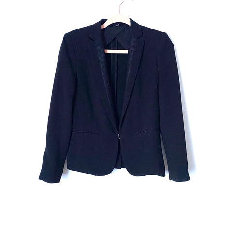 Rag & Bone Black Blazer- Size 00 (Jana) see notes