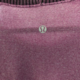 Lululemon Swiftly Long Sleeve Top- Size 8