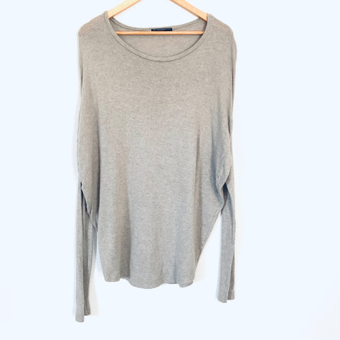 Brandy Melville Tan Sweater Tunic Length- One Size