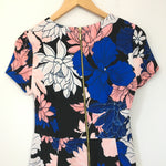 Eliza J Floral Fit and Flare Dress- Size 4