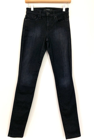 "Joe's Black Skinny Jeans- Size 24 (Inseam 30"")"