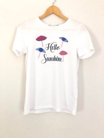 Draper James Hello Sunshine Tee- Size S