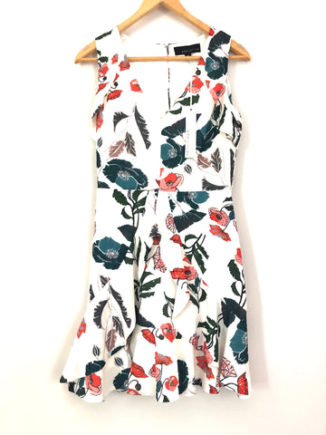 Adelyn Rae Floral Dress NWT- Size XS
