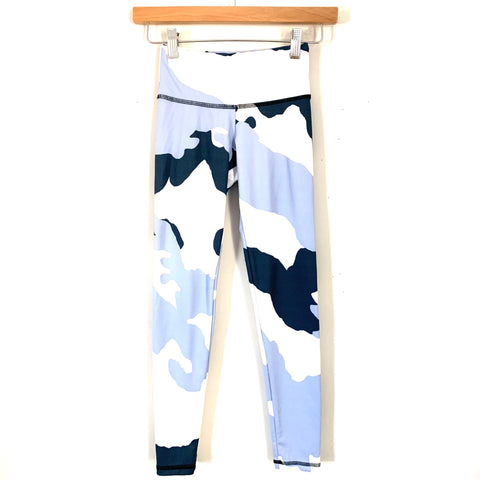 "Flywheel Camo Crop Legging- Size XS (Inseam 24"")"