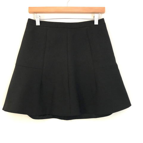 J Crew Black Skirt -Size 2