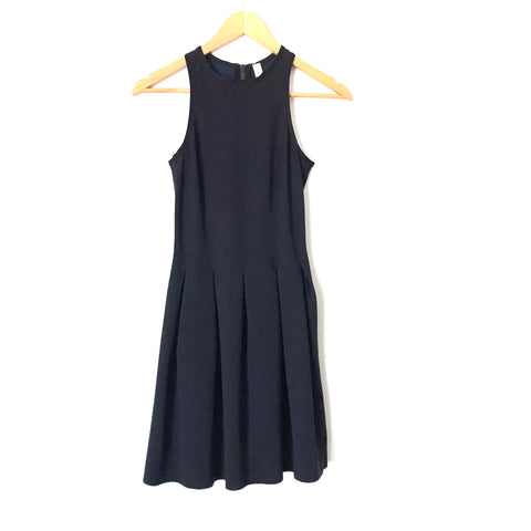 Lululemon Court Crush Black Pleated Dress- Size 4