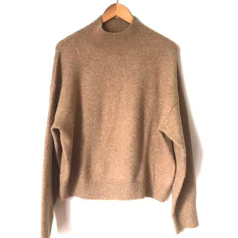 H&M Brown Sweater-Size M