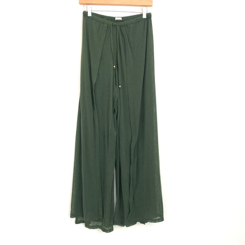 Robin Piccone Side Slit Pants- Size ~S