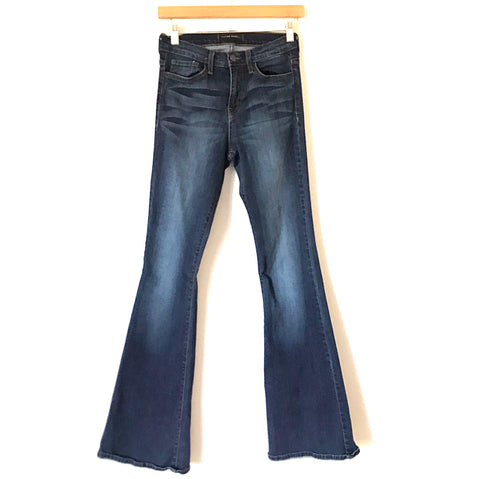 "Flying Monkey Dark Wash Flare Jeans- Size 27 (Inseam 33.5"")"