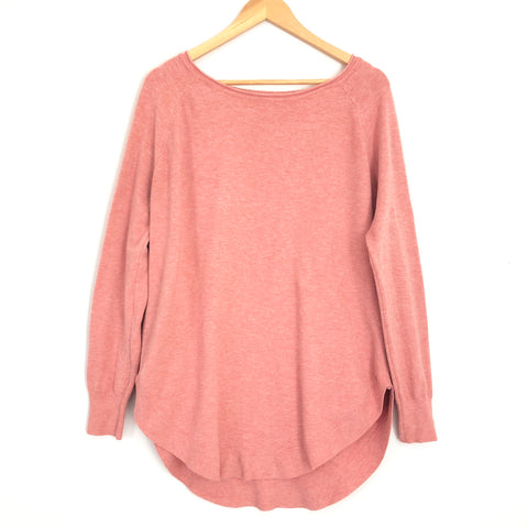 Dreamers Pink Sweater- Size S/M