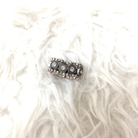 No Brand Elastic Beaded Ring