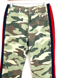 "Mother The Misfit Camo Side Stripe Pants- Size 26 (Inseam 26"")"