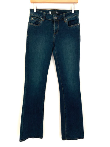 "Kut from the Kloth Natalie High Rise Bootcut Jeans- Size 4 (Inseam 32"")"