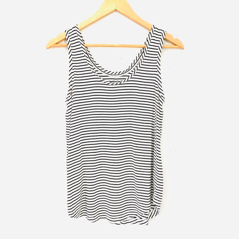 LOFT Striped Tank- Size XS