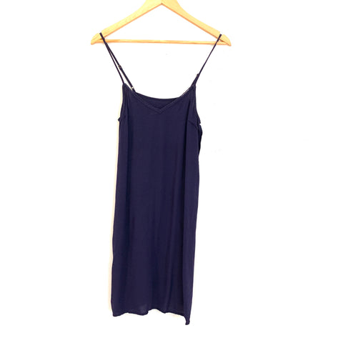 No Brand Navy Nightgown- Size ~S