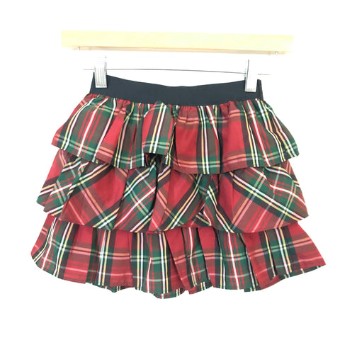 Ralph Lauren Youth Girl's Plaid Skirt- Size 6X