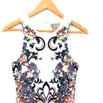 Flying Tomato Floral Tank Dress- Size M