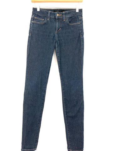 "Joe's Dark Wash Skinny Jeans- Size 24 (Inseam 30"")"