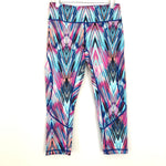 "Zella Colorful Crop Legging- Size S (21"" Inseam)"