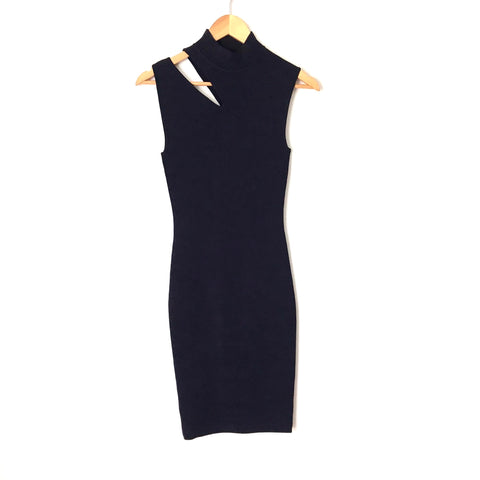 Bailey 44 Navy Cutout Dress- Size S