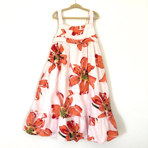 Gap Kid's Floral Dress- Size 6/7 (see notes)