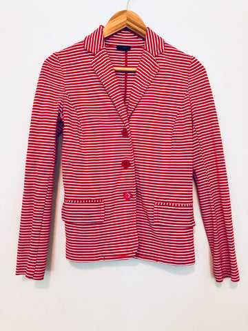 Talbots Striped Blazer - Size XS