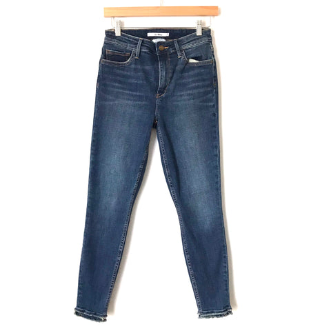 "Sam Edelman The Stiletto High Rise Skinny Ankle Jeans- Size 26 (Inseam 26.5"")"