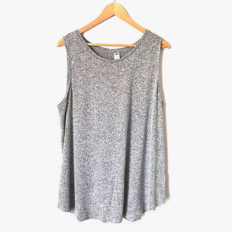 Old Navy Grey Heathered Tank- Size XL
