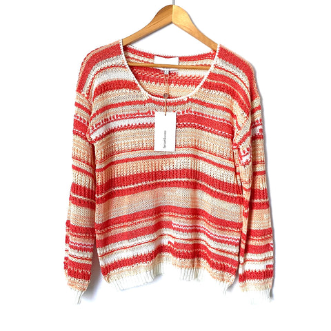 Heartloom Una Sunset Sweater NWT- Size S