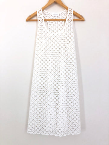 Vacay Eyelet Beach Cover-up - Size XS/S
