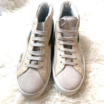 Freshly Picked Women's High Top Suede Sneaker- Size 8 (Brand new!)